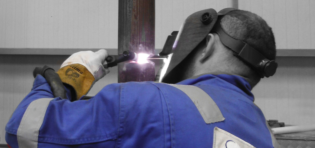 Demonstrating commitment to quality with 98% weld pass