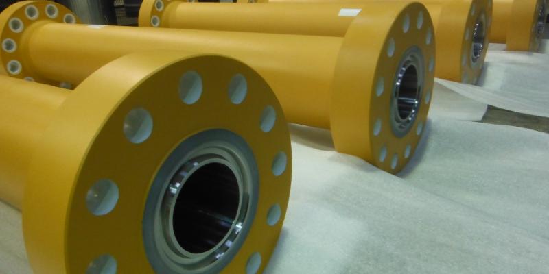 Subsea Spool Manufacture
