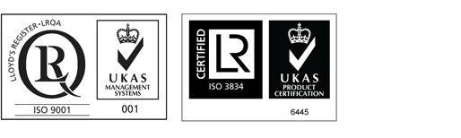 L&N Scotland Accreditations